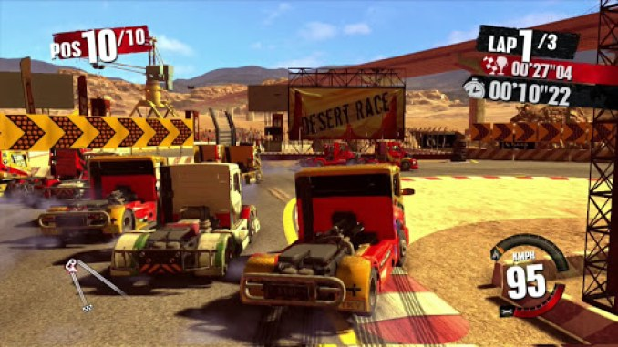 Truck Racer ScreenShot2