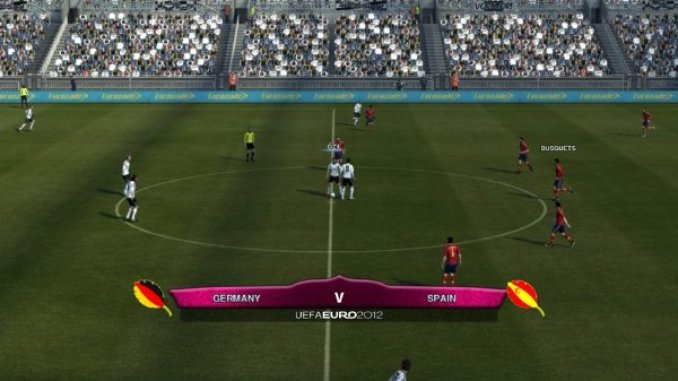 UEFA Euro 2012 ScreenShot 2