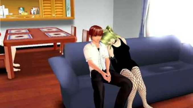 Artificial Girl 3 ScreenShot 2