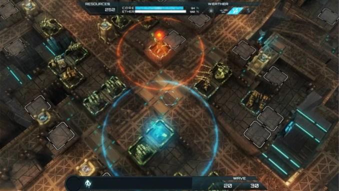 Defense Technica ScreenShot 2