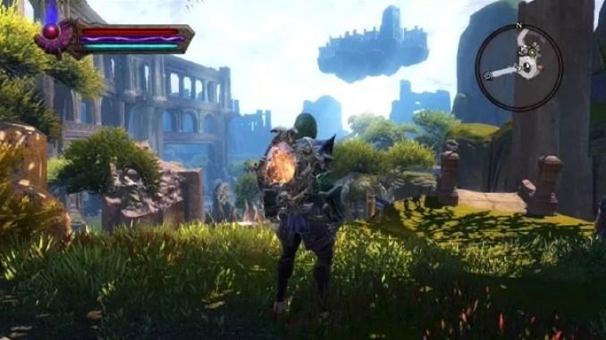 Kingdoms of Amalur Reckoning - Teeth of Naros DLC ScreenShot 2