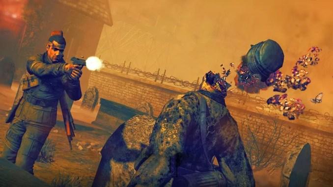 Sniper Elite Nazi Zombie Army 2 ScreenShot 1