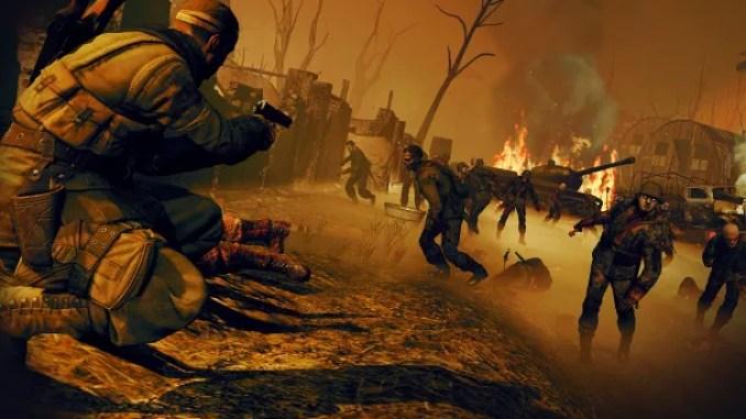 Sniper Elite Nazi Zombie Army 2 ScreenShot 2