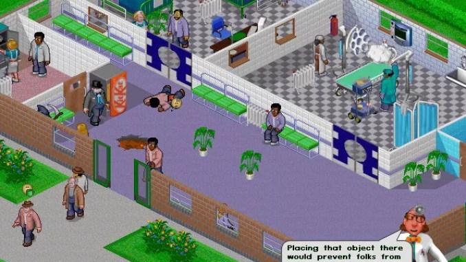 Theme Hospital ScreenShot 3