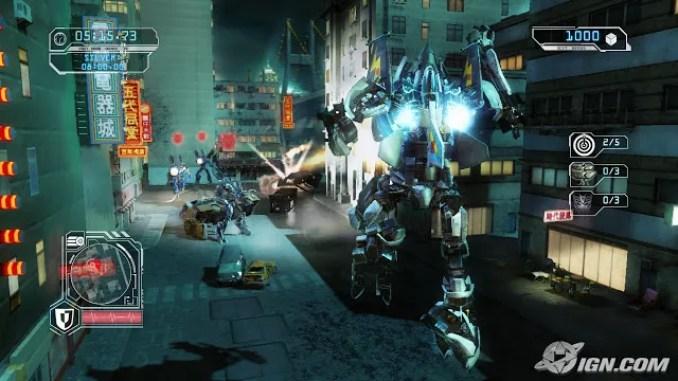 Transformers Revenge of the Fallen ScreenShot 2
