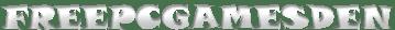 free pc games den logo