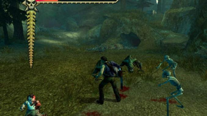 Evil Dead Regeneration Free Full Download PC Game screenshot 2