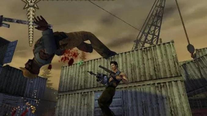 Evil Dead Regeneration Free Full Download PC Game screenshot 3
