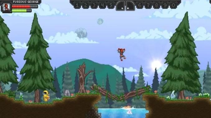 Starbound Game screenshot 3
