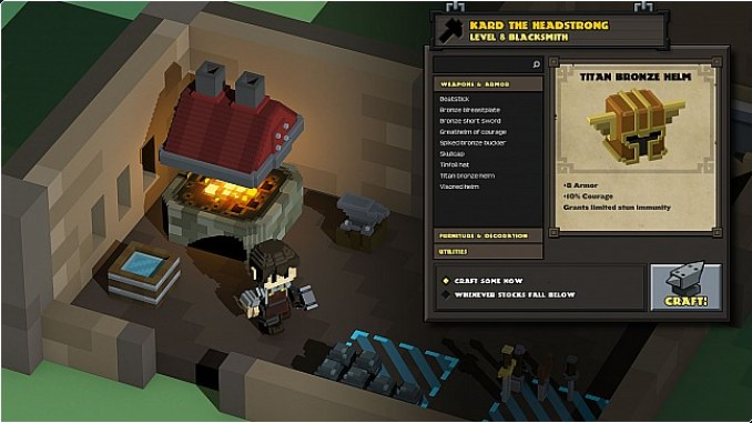 Stonehearth ScreenShot 1