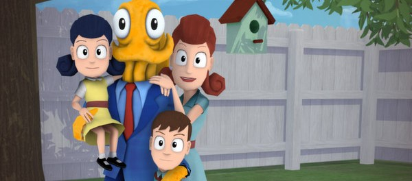 Octodad Dadliest Catch Full Free Game Download