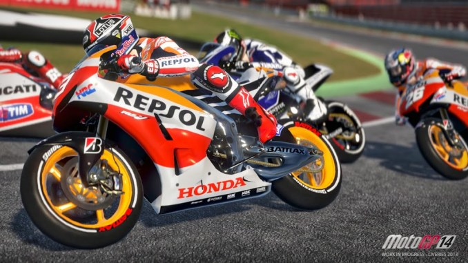MotoGP 14 Full Free Game Download
