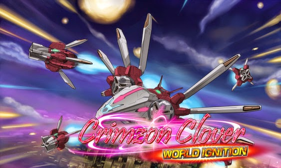 Crimzon Clover WORLD IGNITION Free Game Download