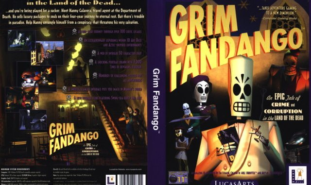 Grim Fandango Free Full Game Download