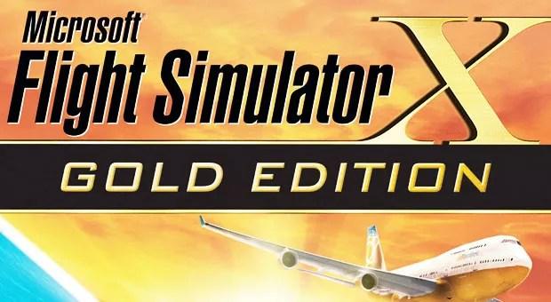 Microsoft Flight Simulator X: Gold Edition Free Game Download