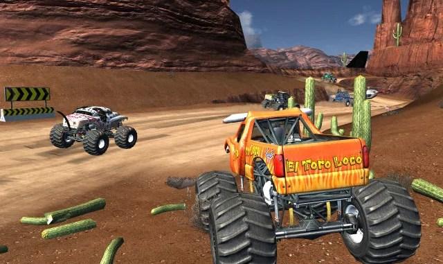 Monster Jam (2007) Download Free Game Full