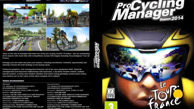Pro Cycling Manager 2014 Free Full Game Download