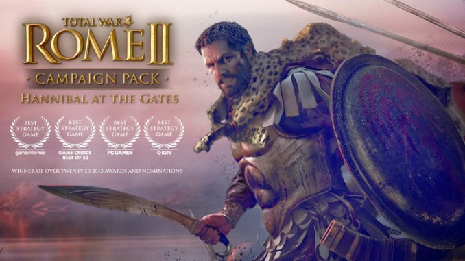 Total War ROME II Hannibal at the Gates