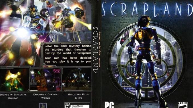 Scrapland Full Game Free Download