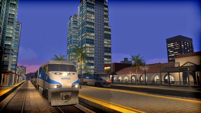 Train Simulator 2015 Game Full Free Download