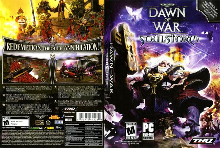 Warhammer 40000 Dawn of War – Soulstorm Free Download