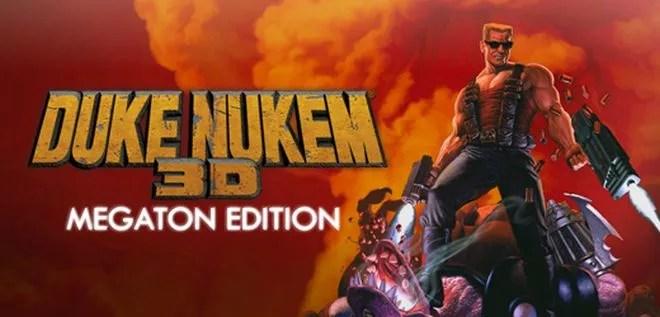Duke Nukem 3D Megaton Edition Free Game Download