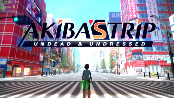 Akiba's Trip Undead and Undressed Free Game Download