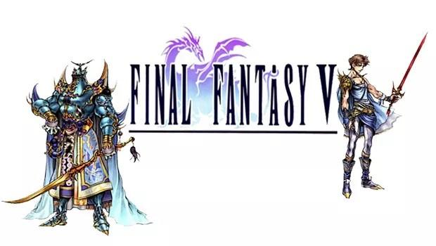 Final Fantasy V (PC) Free Game Download