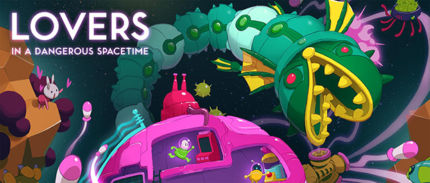 Lovers in a Dangerous Spacetime Full Free Download