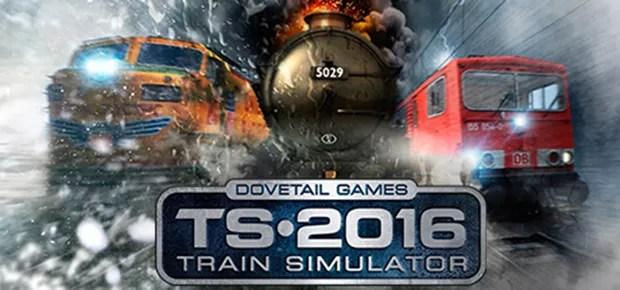 Train Simulator 2016 Free Download Full