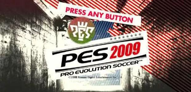 Pro Evolution Soccer 2009 Full Game Free Download