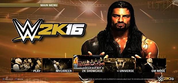 WWE 2K16 Free Game Full Download