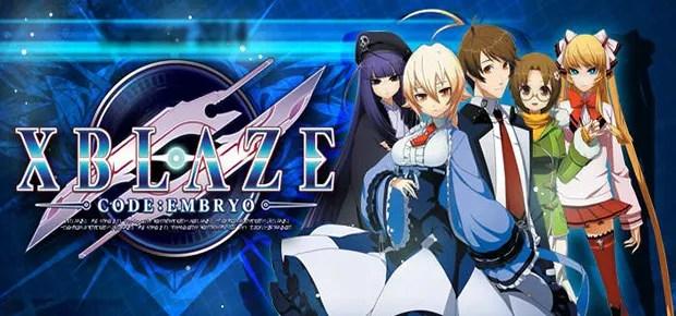 Xblaze Code: Embryo Free Download Full Game
