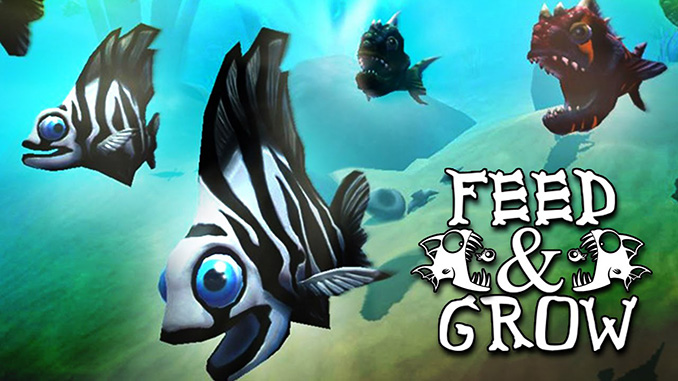 Feed and Grow: Fish Free Game Download Full