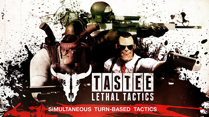 TASTEE: Lethal Tactics Full Game Free Download