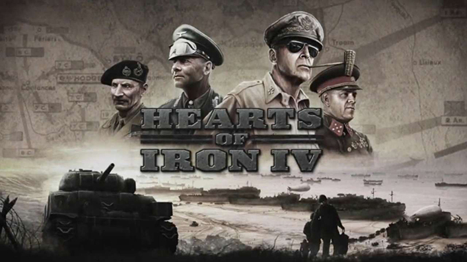 Hearts of Iron IV Free Full Game Download