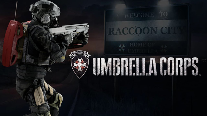 Umbrella Corps Free Full Game Download