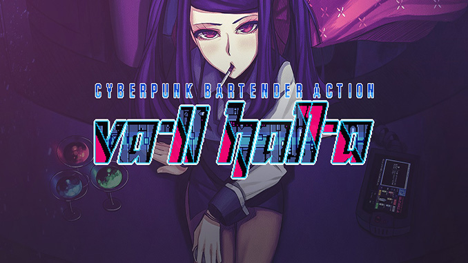 VA-11 HALL-A Free Game Full Download