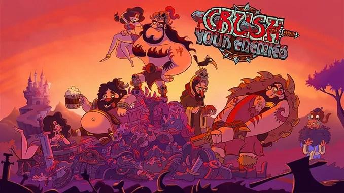 Crush Your Enemies Full Game Free Download