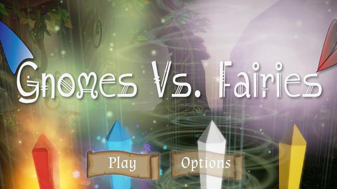 Gnomes Vs. Fairies Full Free Game Download