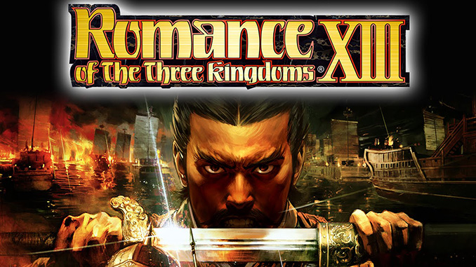 Romance of the Three Kingdoms XIII Free Game Download Full