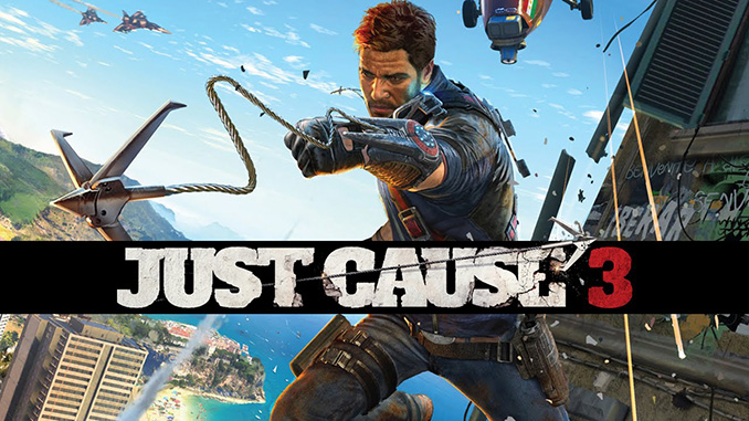Just Cause 3 Free Game Full Download