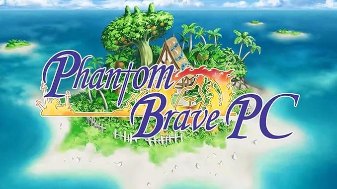 Phantom Brave PC Free Full Game Download