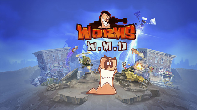 Worms W.M.D Full Free Game Download