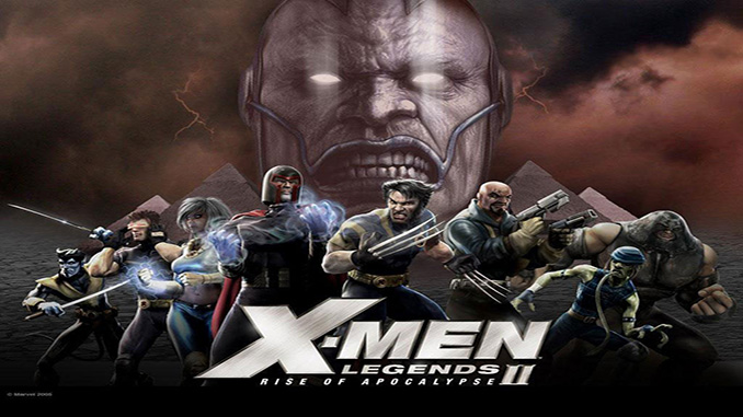 X-Men Legends II: Rise of Apocalypse Full Download