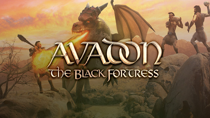 Avadon: The Black Fortress Full Download