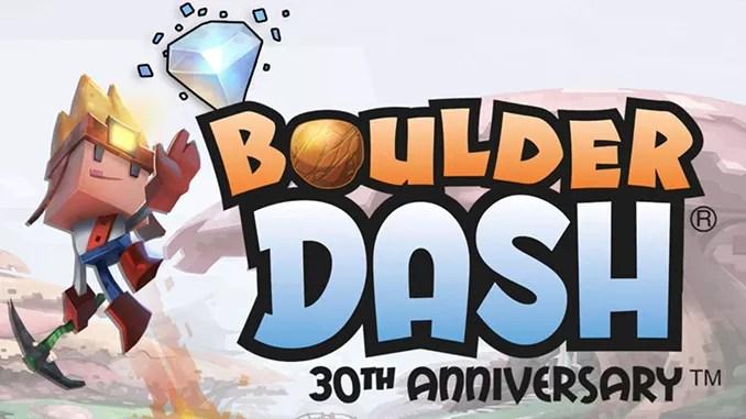 Boulder Dash - 30th Anniversary Full Download
