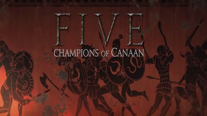 FIVE: Champions of Canaan Full Game Free Download