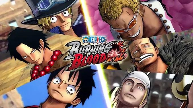 One Piece Burning Blood Free Full Game Download