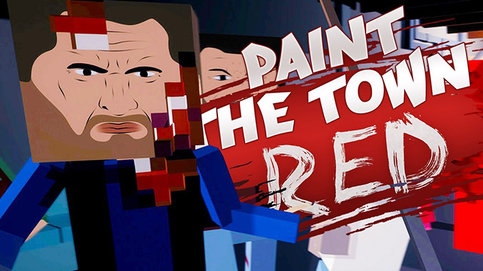 Paint the Town Red Free Full Game Download